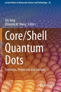 [해외]Core/Shell Quantum Dots