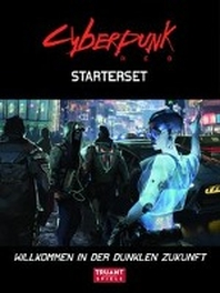 Cyberpunk RED Starterset