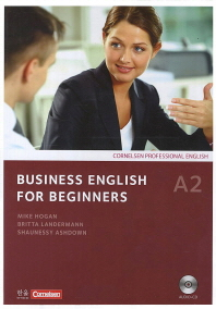 Business English for Beginners A2(CD2장포함)