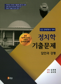 정치학 기출문제: 답안과 강평