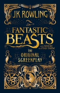 Fantastic Beasts and Where to Find Them (영국판)