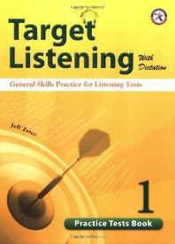 Target Listening Practice Test 1(SB+MP3)