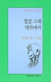 철갑 고래 뱃속에서(문학과지성 시인선 298)