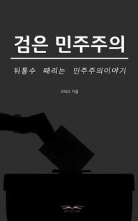검은 민주주의 : 뒤통수 때리는 민주주의 이야기
