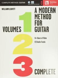 [해외]A Modern Method for Guitar - Complete Method