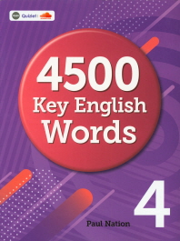 4500 Key English Words. 4