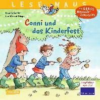 [해외]LESEMAUS 99: Conni und das Kinderfest