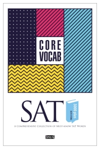SAT CORE VOCAB 3000 plus