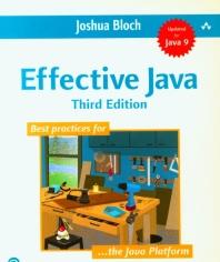 [해외]Effective Java (Paperback)