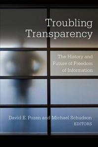 [해외]Troubling Transparency