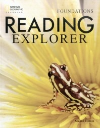 Reading explorer 2/E Foundations SB + Online WB sticker code (Korea ver.)