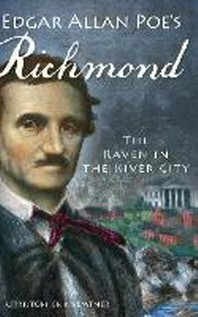[해외]Edgar Allan Poe's Richmond (Hardcover)