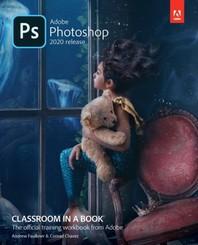 [해외]Adobe Photoshop Classroom in a Book (2020 Release)