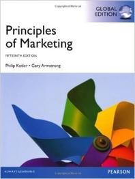 Principles of Marketing 15/E: Global Edition