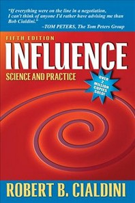 [����]Influence, 5/e : Science and Practice