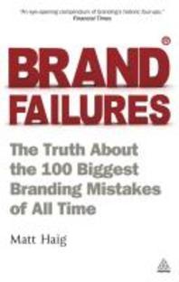 [해외]Brand Failures