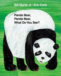 Panda Bear, Panda Bear What Do You See?