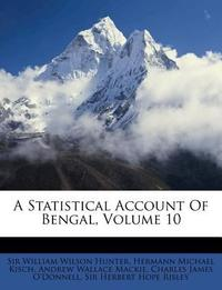 [해외]A Statistical Account of Bengal, Volume 10 (Paperback)
