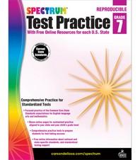 Spectrum Test Practice Grade. 7