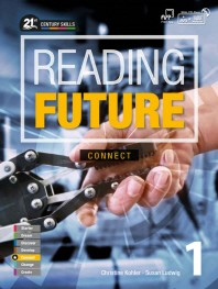 Reading Future Connect 1 New(SB+CD)