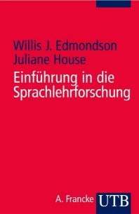 [해외]Einfuehrung in die Sprachlehrforschung (Paperback)