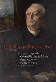 Verlagskorrespondenz: Conrad Ferdinand Meyer, Betsy Meyer - Hermann Haessel mit zugehoerigen Briefwechseln und Verlagsdokumenten
