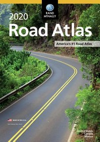 [해외]Rand McNally 2020 Road Atlas