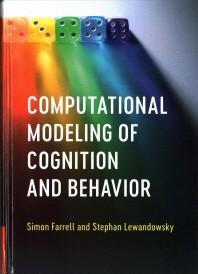 [해외]Computational Modeling of Cognition and Behavior (Hardcover)