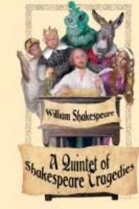 [해외]Shakespeare Tragedies (Romeo and Juliet, Hamlet, Macbeth, Othello, and King Lear)