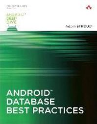 [해외]Android Database Best Practices (Paperback)