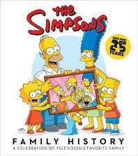 [해외]The Simpsons Family History
