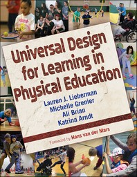 [해외]Universal Design for Learning in Physical Education