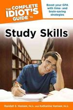 The Complete Idiot's Guide to Study Skills /M1_05(서고) /공부흔적 (연필)