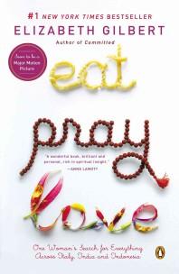 Eat, Pray, Love =테두리 색바램외 양호합니다