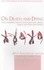 [해외]On Death and Dying (Paperback)
