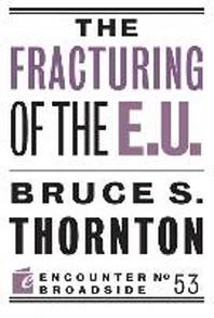 [해외]The Fracturing of the E.U. (Paperback)