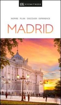 [해외]DK Eyewitness Madrid (Paperback)