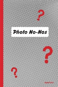 [해외]Photo No-Nos