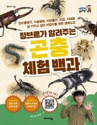 정브르가 알려주는 곤충 체험 백과(체험하는 바이킹)