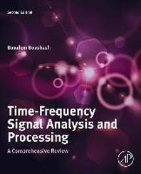[해외]Time-Frequency Signal Analysis and Processing