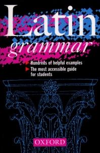[해외]Latin Grammar
