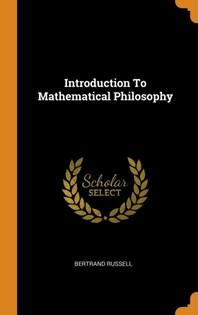 [해외]Introduction to Mathematical Philosophy (Hardcover)