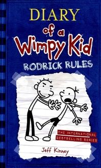 [보유]Diary of a Wimpy Kid #2: Rodrick Rules