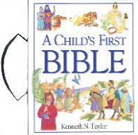 [해외]A Child's First Bible (Hardcover)