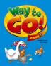 Way to Go Ahead. 3(AudioCD2장, Workbook포함)