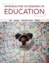 [보유]Introduction to Research in Education