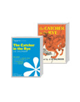 The Catcher in the Rye + SparkNotes Literature Guide 세트