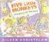 [보유]Five Little Monkeys Jumping on the Bed