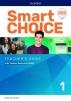 [보유]Smart Choice.1 Teacher's Guide (with Teacher Resource Center)