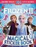 [보유]Disney Frozen 2 Ultimate Sticker Book 디즈니 겨울왕국 2 얼티밋 스티커북